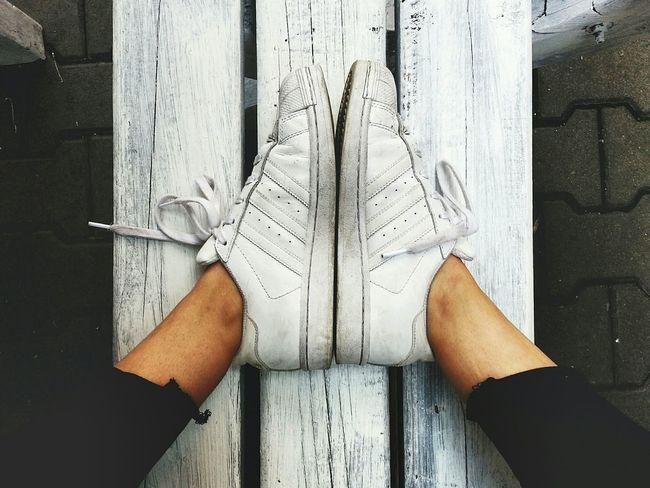 Black and white White Shoes EDnote-> 16.04 nie wracaj.. nigdy.