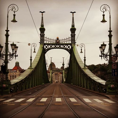 Street Streetphotography Bridge Liberte Bridge