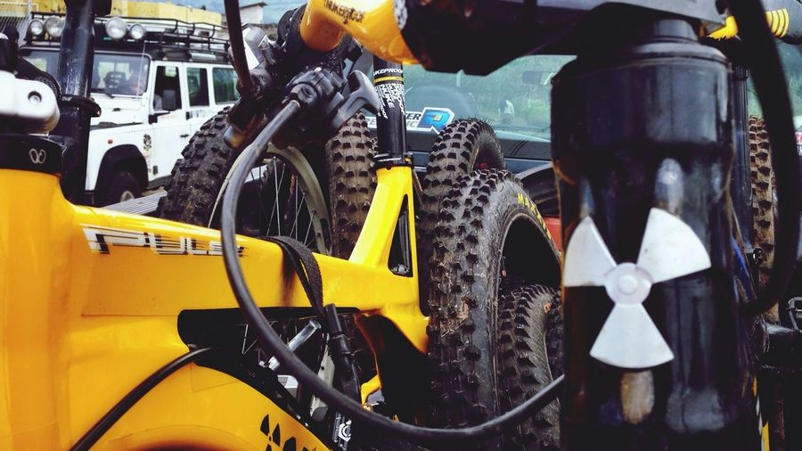 Downhill Bicycle Nukeproof Ecuador On Your Bike