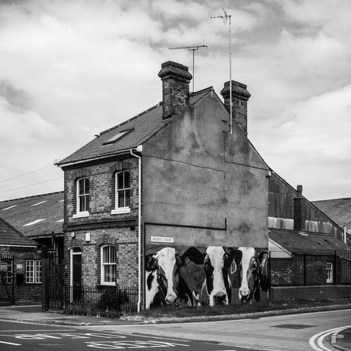 Old Reading Architecture Streetphotography Blackandwhite Black & White Architecture_collection Wallart Mural Art Reading_uk