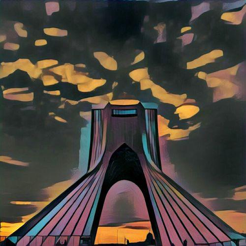 Azadi Tower Azadî Tower Azadi Tower Tehran Iran Tower ایران تهران برج آزادی میدان آزادی