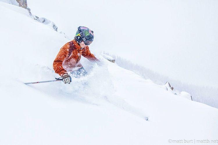 We need more Powderdays this year! Skiing Ski Powder Fresh