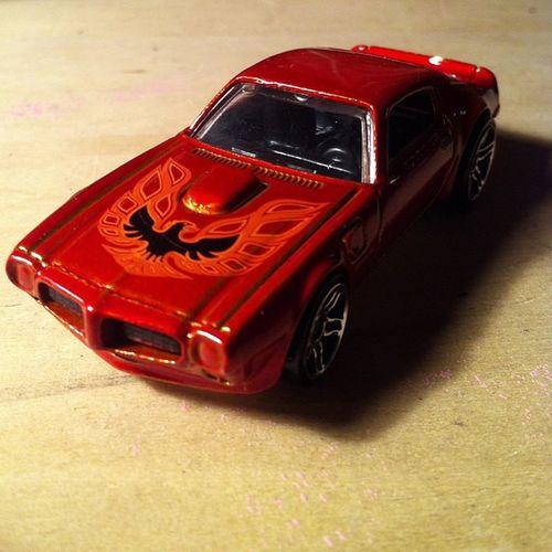 '73 Firebird ❤. Toy ToyCar Hotwheel Hotwheelscar firebird Tbird pontiac sandyjo Texas collection mystuff instagram iphone