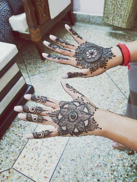Henna Tattoo Henna Tattoo Henna Artist Henna Inspired hand Hand Tattoos Hand Tattoo