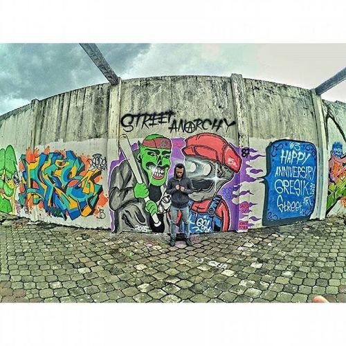 Setiap detik selalu berarti dan jangan sia-siakan itu⌚ Taken by : @agungjeahan Xiaomiyi Xiaomiyi_id Xiaomiyicamera Xiaomiyi_indonesia Yicamera Yicam Yicam_id Graffity Street City WOW