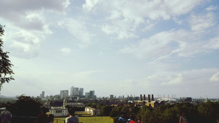 Greenwich Park London View