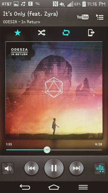 My jam Odesza Music Fire Lets Dance