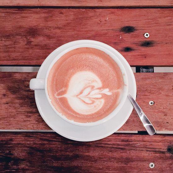 Thetablepenang VSCO Vscocam Latteart