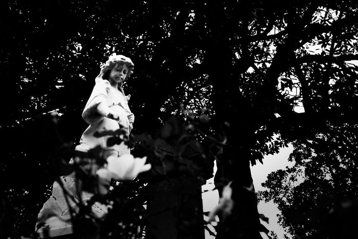 Angel Statues Cemetery Oakland Cemetery, Atlanta Georgia Monochrome EyeEm Best Shots Atlanta Ga Getting Inspired Eye4photography