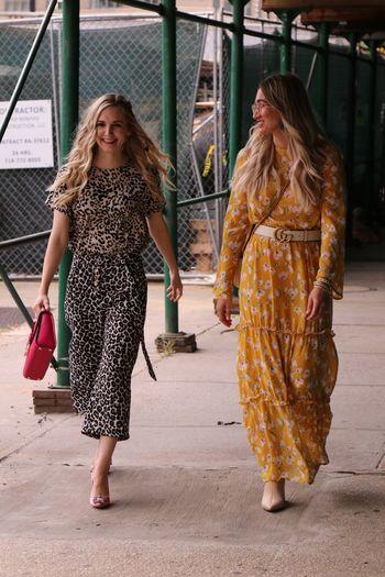 Newyorkfashionweek Streetfashion Vogue Ootd Streetstyle Clothing Fashion
