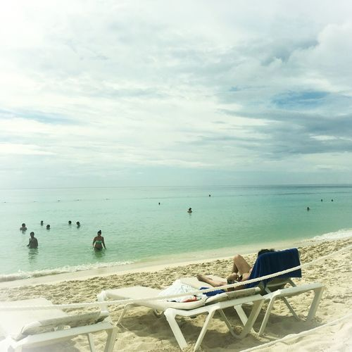 Plage Who What Where Beach Greens Tranquil Carribean Tourists Robinseggblue Moody Atmospheric Casa De Campo
