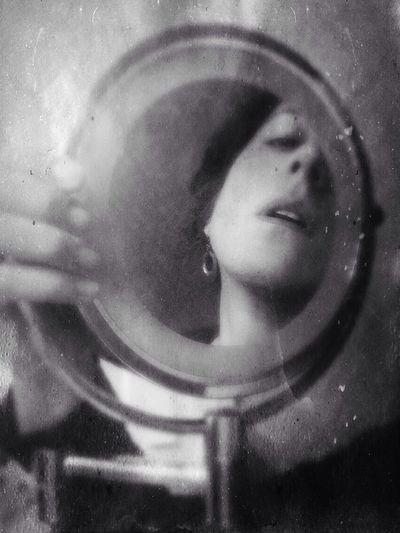 The New Self-Portrait Tuesday_selfportrait_nonchallenge NEM Self Mirror Reflection Longing