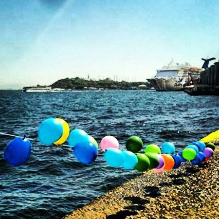 Balon Karaköy Deniz Istanbul 34 bosphorus turkey