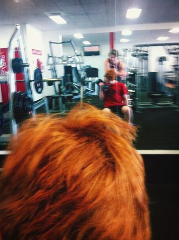 Gym Fitness Muscle Zap