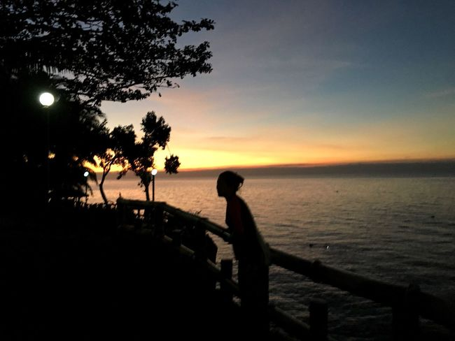 Bohol Philippines Sunset First Eyeem Photo