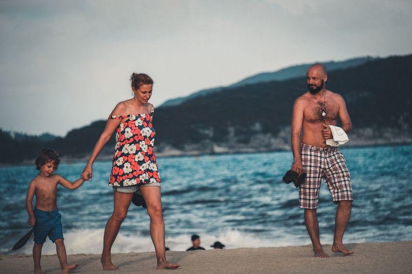 Water Men Beach Sea Males  Trip EyeEmNewHere