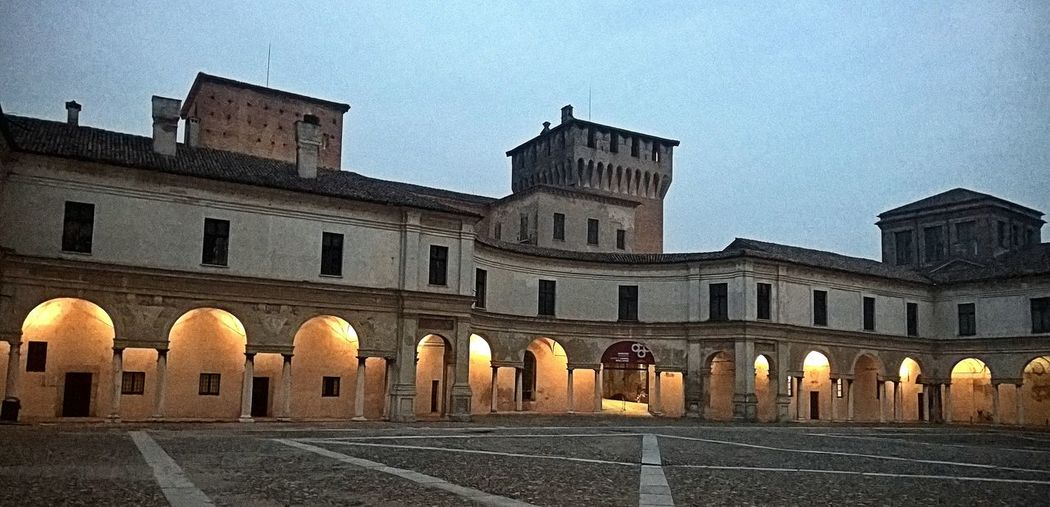 Ducal palace, Mantua Arch Architecture Architecture Building Exterior Built Structure Castle Culture Ducal Palace, Mantua Historic History Italien Italy Light And Shadow Mantova Mantua Night Old Outdoors Palazzo Ducale Palazzo Ducale Di Mantova Piazza Castello Renaissance Renaissance Architecture Rinascimento Square