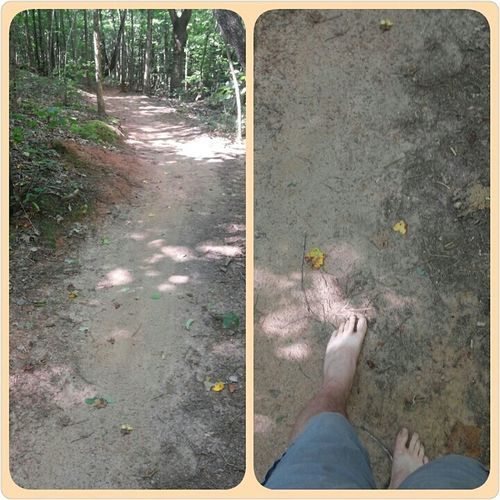 Earthing Grounding Getconnectedtonature Barefoot Lifestyle Just Live Barefoot