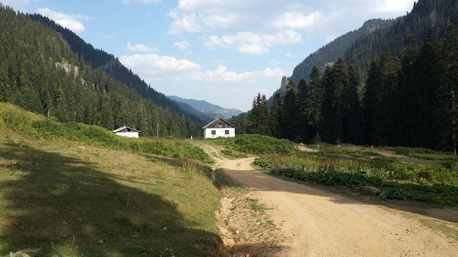 Macahel Papart Dağevi Mountainhouse #artvin #şavşat