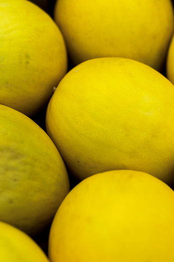Stock Melon Food And Drink Freshness Market Melons Nature Plants Vegetable Market Vegetables & Fruits Axvo Backgrounds Close-up Food Food And Drink Fresh Freshness Fruit Fruits Healthy Eating Market Place Melon Pattern Tasty Vegetable Vegetables Yellow