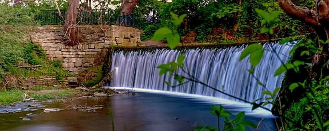 Beauty In Nature Waterfall Outdoors