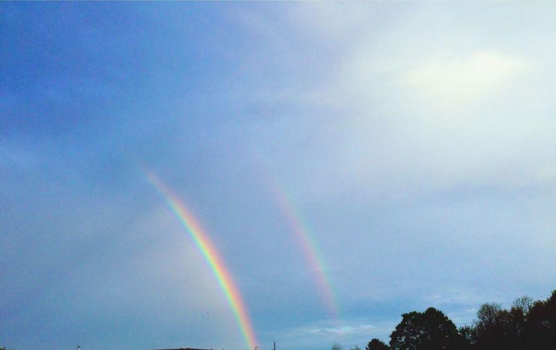 StreamzooPics Streamzoofamily Double Rainbow Skyporn