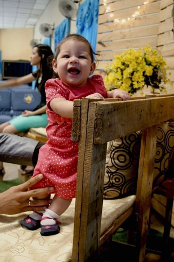 Smiling Baby Happiness Canon Fotography FotoDelDia Beautiful Astrid