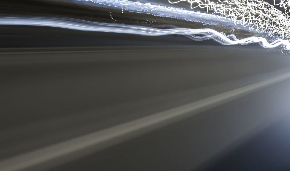 Abstract tones. Night road and low speed shutter light at Malaysia highway. Abstract Beauty In Nature Close-up Day Motion Nature No People Outdoors Pattern Studio Shot