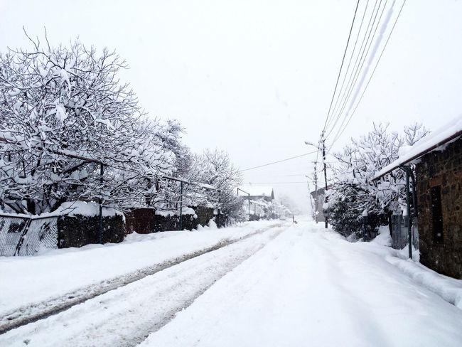 #Georgia #Winter #snow