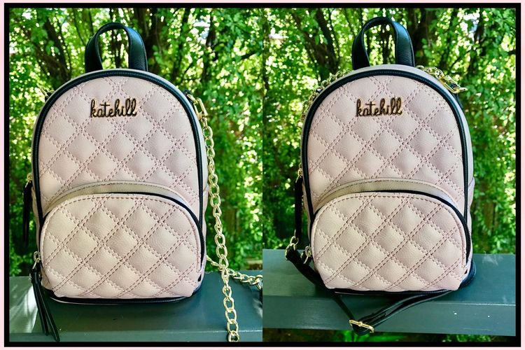 My new little bagpack clutch I got in the mail today 🎒😊🎒 Purchases Katehill Bagpack Clutch Somethingdifferent Accessories ❤ Love Onlineshopping New 🎒🎒