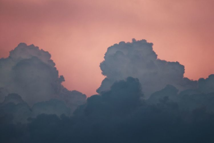 Abstract clouds. This is actually almost straight from camera. Love this!! Nature Tranquility Cloud - Sky Beauty In Nature No People Sunset Idyllic Scenics Sky Outdoors Day Clouds And Sky Clouds Cloudscape Sunset_collection Cloud_collection  Canon M5 Abstract Painted Sky
