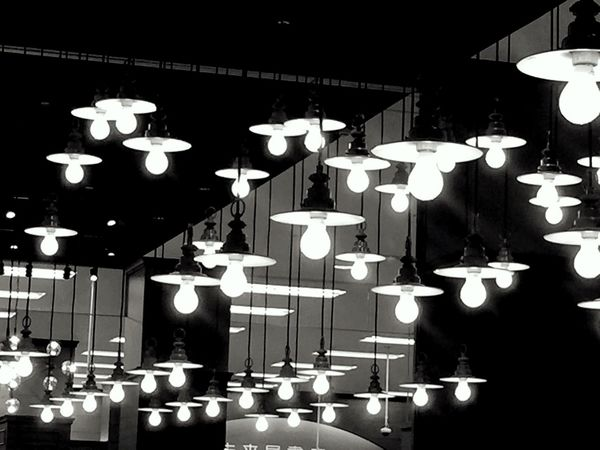 Lamps Store Decor B&w The Architect - 2016 EyeEm Awards