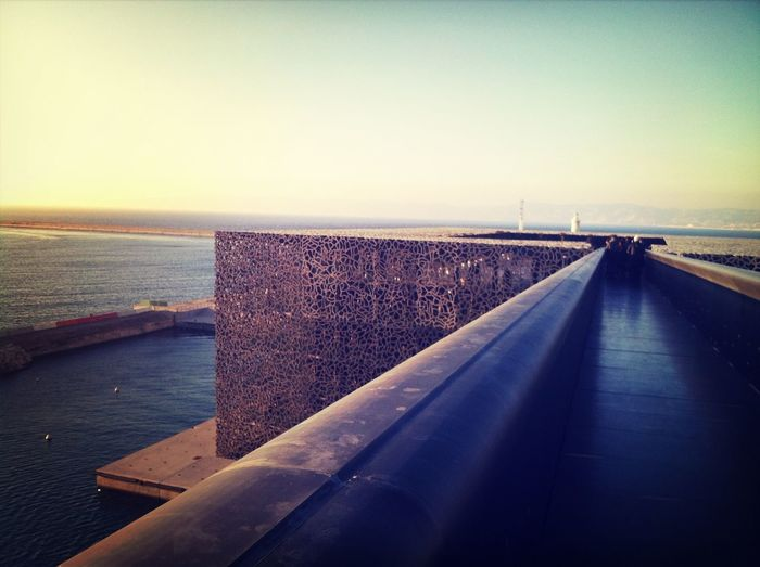 France :: MUCEM And Fort St-Jean, Marseille :: Architecture