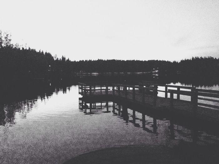 Lake med Korv