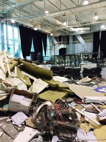 Goodbye Singpost Tear Down Rubbles Where Dreams Come True Heart Of God Church