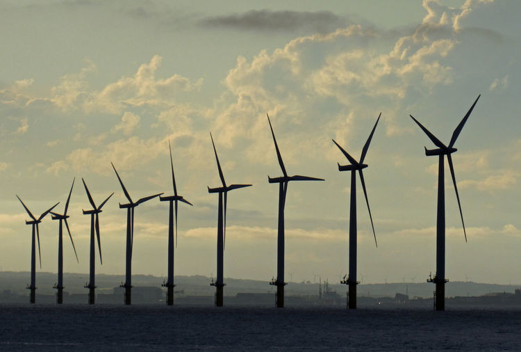 Turbines in a