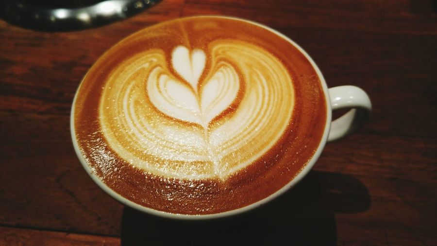 Latteart Pouring Cafelatte Tulip Cappuccino Coffee 바리스타 Barista Practicing 푸어링 Flatwhite Gradation