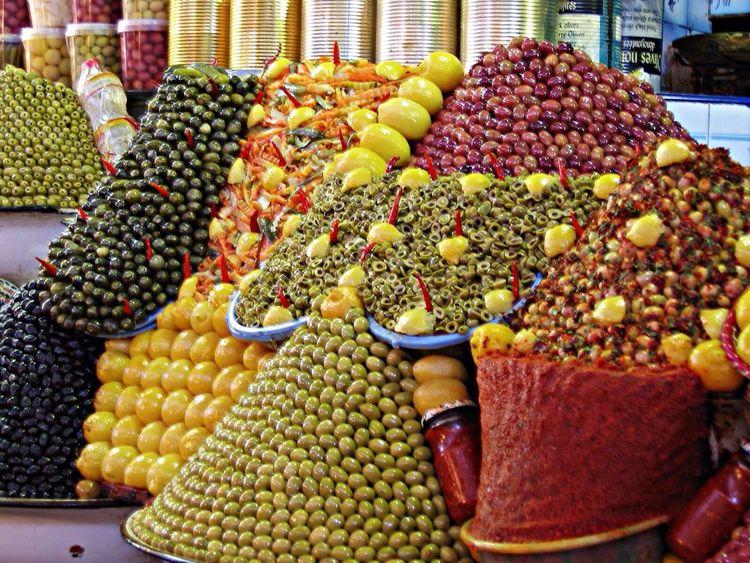 Markets, Morocco Market Foodmarkets Food Photography Gourmet