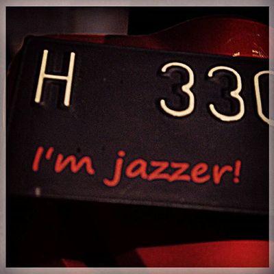 -Atlas Jazzer Stickerculture Sign Licenseplate Atlascity Nopol Jazzer Semarang