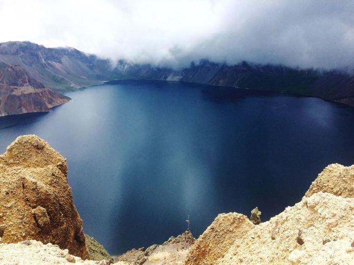 Nature On Your Doorstep Lake Tianchi 长白山 天池😳