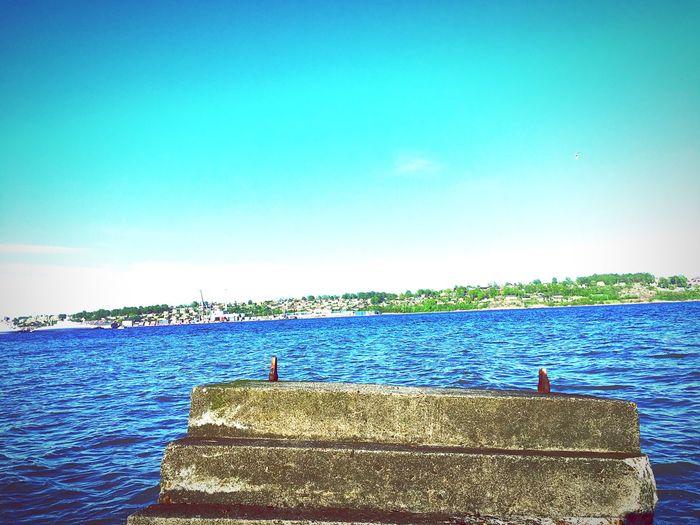 Water Blue Sea Norwegians Sea