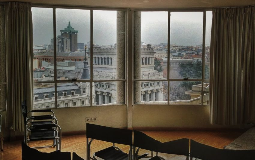 Madrid desde el círculo de Bellas Artes Streetphotography Eye4photography EyeEm Best Shots