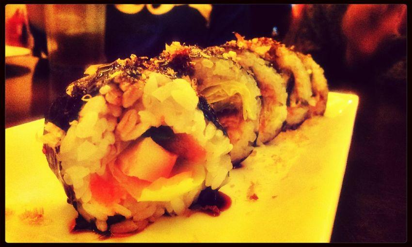 Sushi Japanese Food Foodporn Brunei Darussalam Because Harajuku makes you drink Niagara Falls.