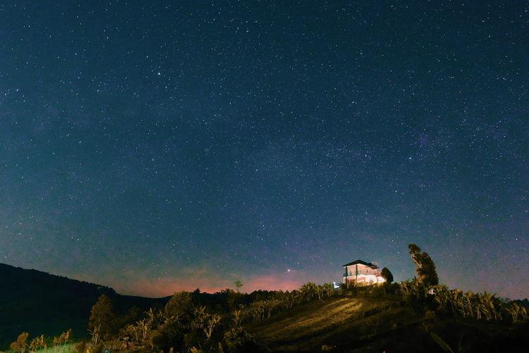 DAY DREAMS Photography EyeEm Best Shots EyeEmNewHere EyeEm Nature Lover Like Fujifilm Astronomy Galaxy Space Milky Way Star - Space Constellation Space Exploration Mountain Star Trail Sky Space And Astronomy Nebula Aurora Polaris