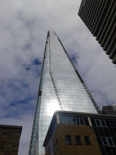 Modernbuilding Architecture London Uk Europe