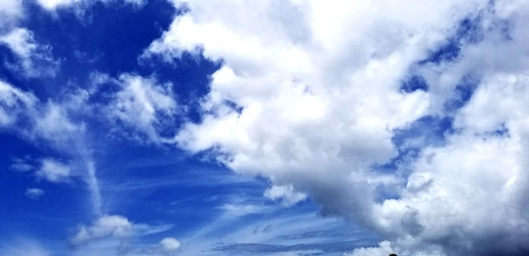Backgrounds Blue Sky Only Weather Cloudscape Dramatic Sky Sky Cloud - Sky Meteorology