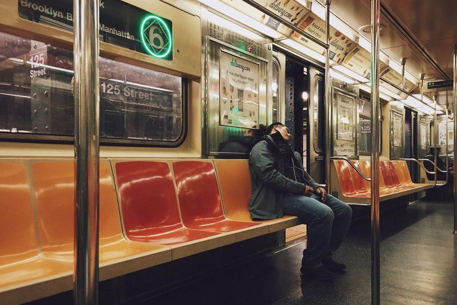 Views On The 6 Subway New York VSCO Vscophile Streetphotography Candid Vscoscene Vscocam