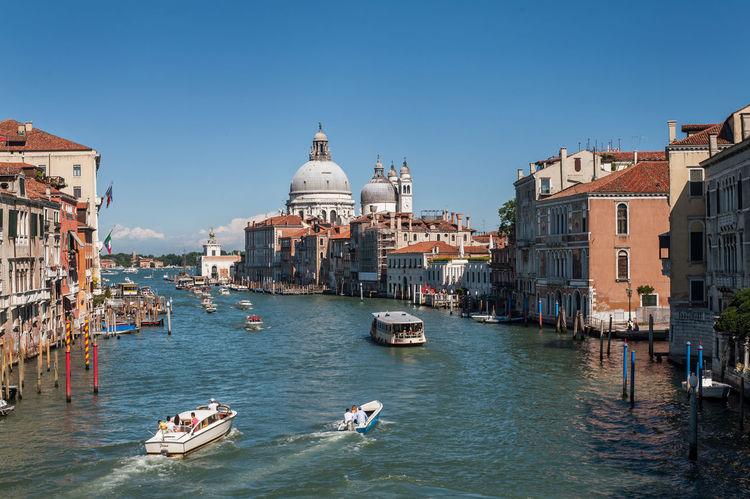 SantaMariadellaSalute Venecia Italy Architecture Gondola - Traditional Boat Italy Venecia Venecia Gondola first eyeem photo