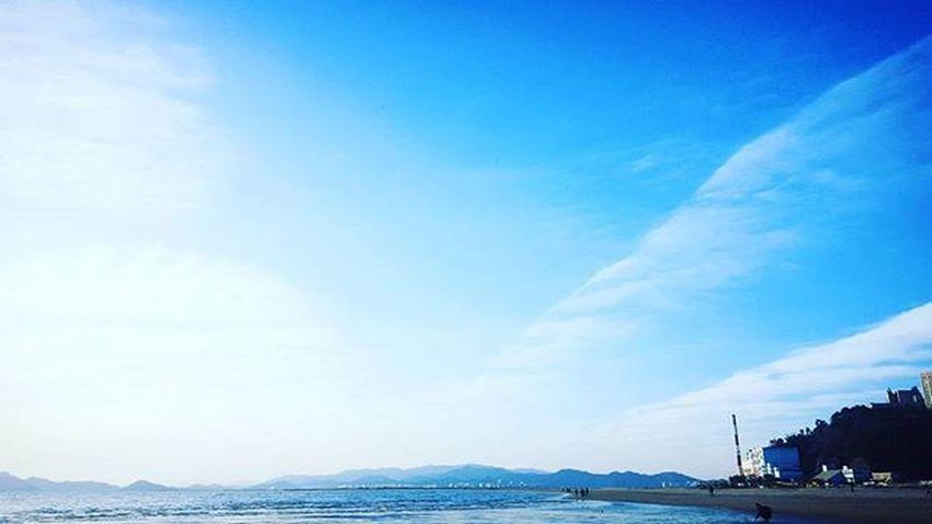 부산 Busan Sky 바다 일상 데일리 사진 여행 일상공유 맞팔 Sotong 미러리스카메라 Follow Followme Photo Travel Daily Southkorea