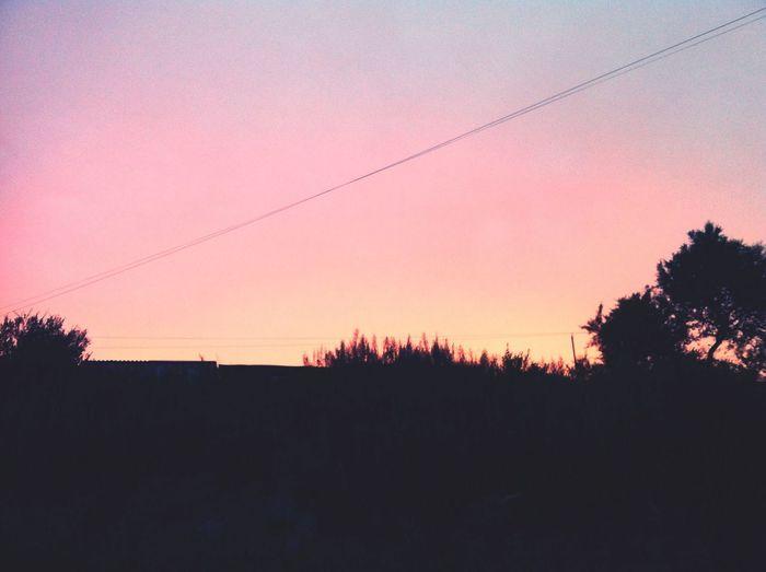 небо розовое владивосток